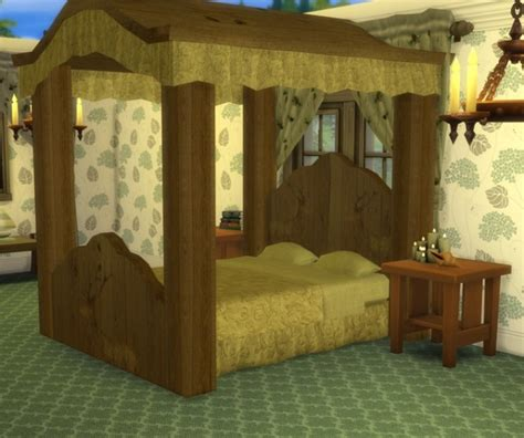 poster bed  sims  studio sims  updates