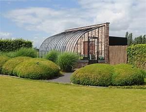 Arche De Jardin En Fer Forgé : serre adoss e contre abri de jardin dbg classics ~ Premium-room.com Idées de Décoration