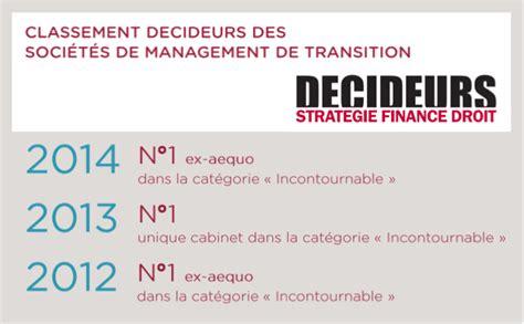 valtus cabinet de management de transition 171 incontournable 187 selon le classement 2014 du