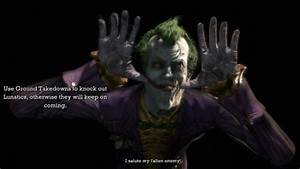 JOKER QUOTES ARKHAM CITY image quotes at relatably.com