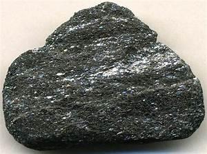 Specular hematite (micaceous hematite) (4.3 cm across)