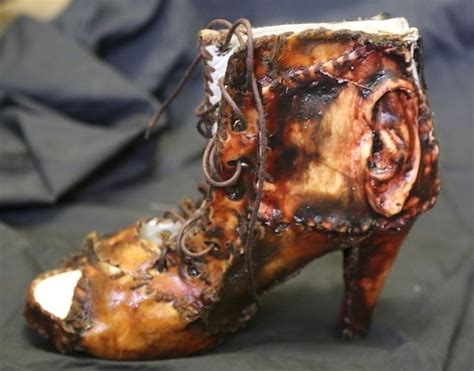 24 utterly disturbing items made out of human flesh by a