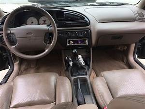 1999 Ford Contour Svt - Interior Pictures