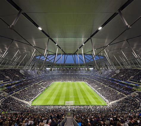 Read the latest tottenham hotspur news, transfer rumours, match reports, fixtures and live scores from the guardian. Así es el mejor estadio de fútbol del mundo: Tottenham ...
