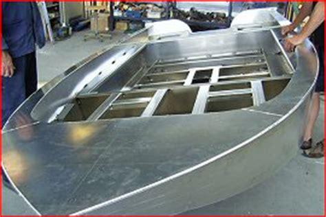 Aluminium Boot Zelf Maken by Tomasco