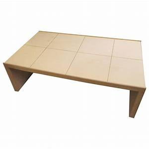 oversized cerused oak and brass inlaid coffee table for With oversized coffee tables for sale