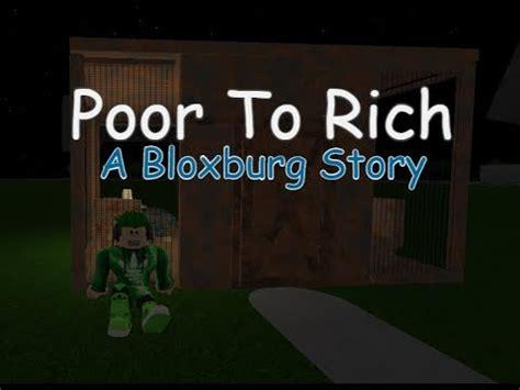 Roblox Poor To Rich Bloxburg Bloxburg Janitor Chilangomadrid Com