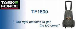 Task Force Tf1600 Electric Power Washer Replacement Parts