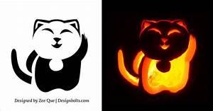 Cute, Funny, Cool & Easy Halloween Pumpkin Carving ...