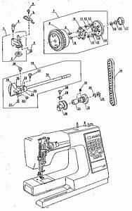 Kenmore Sewing Machine Parts