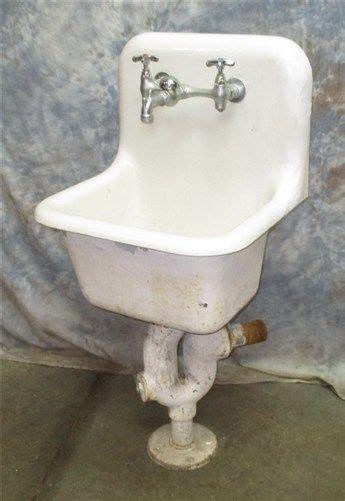 antique porcelain kitchen sink cast iron pantry sink porcelain kitchen tub vintage 4125