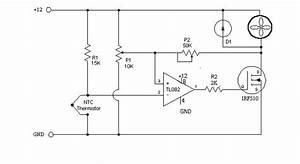 Fancontrol Circuit Diagram And Instructions