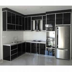Aluminium Kitchen Cabinet At Rs 450 Square Feet ID