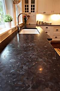 leathered-granite-countertops-Kitchen-with-dupont-edge