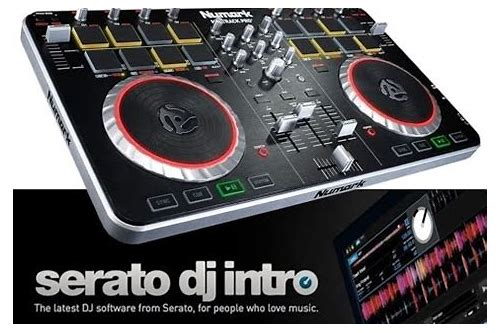 download serato dj for mixtrack pro 2