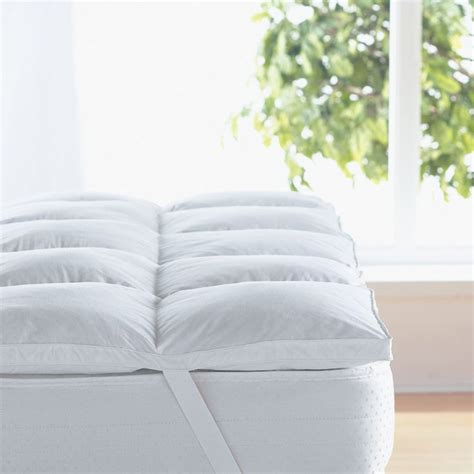 Matelas Confortable Pour Cing by Surmatelas Confort Parfait Coton Microfibre King Of Cotton