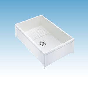 mustee mop sink faucet e l mustee sons mop service basin model 65m