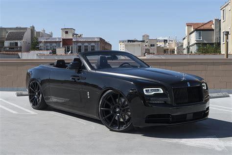 Rdbla Rolls Royce Dawn Black Knight Rdb La Five Star