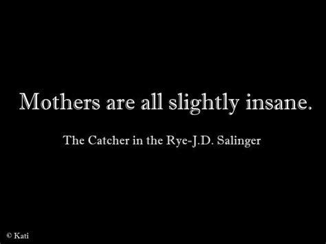 catcher   rye   talking