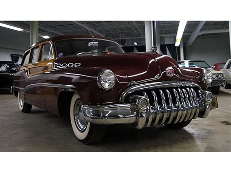 Classic Buick For Sale by Classic Buick Roadmaster For Sale On Classiccars