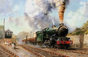 Steam Train Desktop Wallpaper - WallpaperSafari