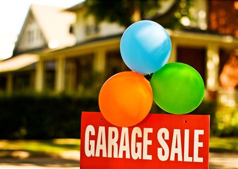 Everything You Need To Know About National Garage Sale Day