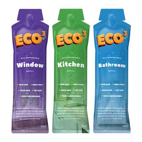 Monthly Supply Refills  Eco3 Premier Club Eco