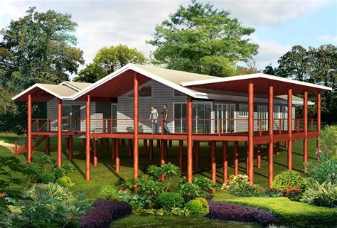Home Design Qld : House Plans Queensland In Beaudesert, Qld, Building
