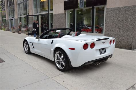 2013 C6 Corvette by 2013 Chevrolet Corvette C6 Convertible White Z16 Grand