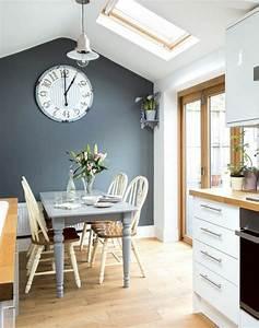 Couleur Bleu Canard Deco : 1001 id es pour une cuisine bleu canard les int rieurs qui font un grand effet ~ Melissatoandfro.com Idées de Décoration