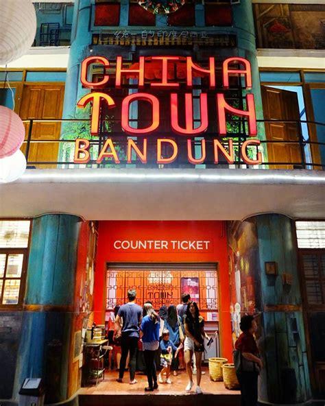 Harga tiket masuk hari senin hingga jumat (kecuali tanggal merah / hari libur nasional) : Harga Tiket Masuk Chinatown Bandung Desember 2020   Wisatakaka