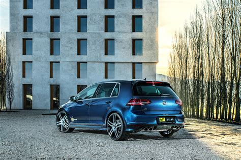 Volkswagen Golf R Tuning by O Ct Tuning Volkswagen Golf Vii R It To 450hp And 550nm