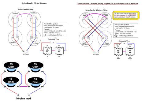 Speaker Wiring Diagram Series Parallel Webtor