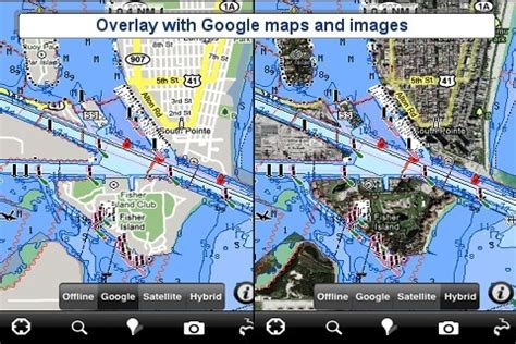 Boat Gps App Free by 5 Cool Marine Gps Navigation Apps For Iphone Iphoneness