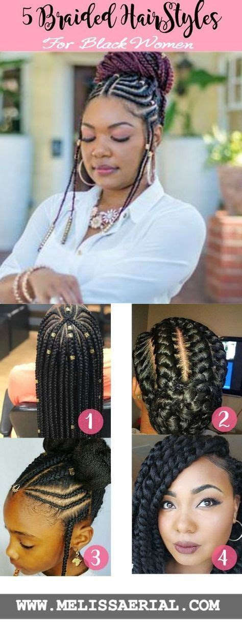 Getting your hair braided nowadays is a big learn how to