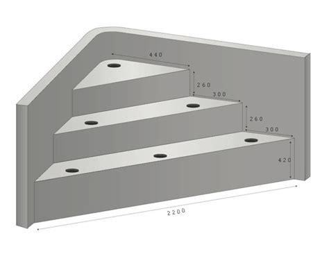 escalier sous liner