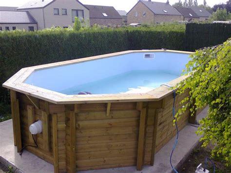 vente de piscine en bois piscine en bois construction de piscine en bois