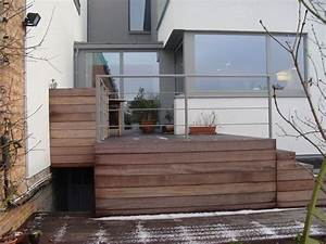 best 25 garde corps acier ideas on pinterest garde With garde corps inox terrasse