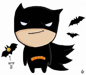 Chibi Batman by Seoxys6 on DeviantArt