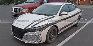 2020 Nissan Sentra Spied In Base Form With A Manual