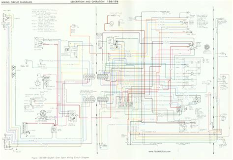 Buick Skylark Wiring Diagram