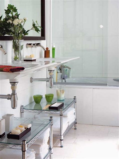 storage for small bathroom ideas 35 great storage and organization ideas for small