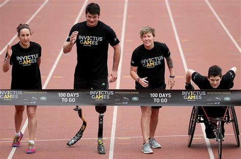 Invictus Games For Wounded Vets Will Showcase Orlando, Chairman Says  Orlando Sentinel