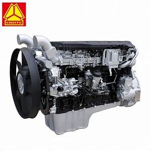 Sinotruk Mc13 13l Diesel Engine For Truck