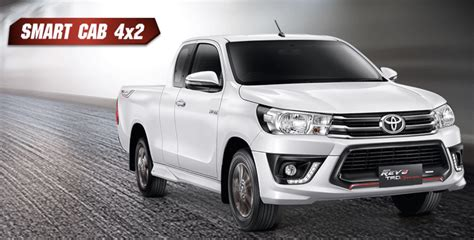 New Toyota Hilux TRD Sportivo introduced in Bangkok Image ...