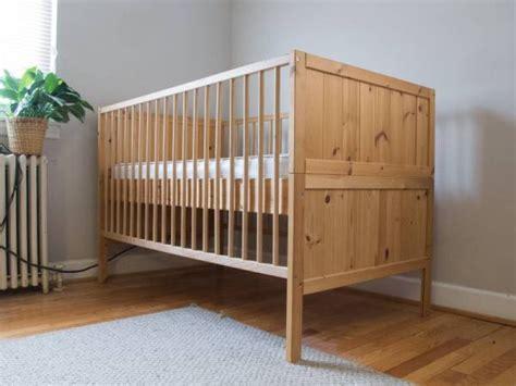 ikea baby crib buying guide of ikea baby cribs homesfeed