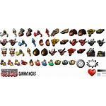 Donkey Kong Jungle Beat Sheet Icons Spriters