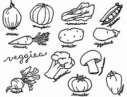 HD Wallpapers Free Coloring Page Vegetables