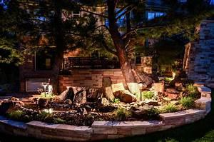 Denver outdoor Lighting   Landscape Connection