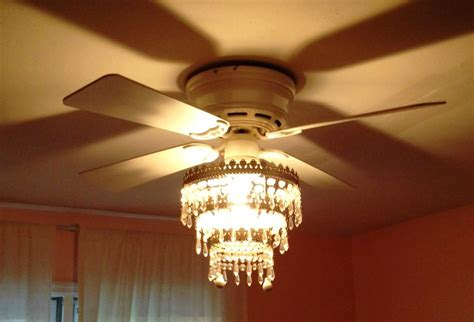 stupendous ceiling fan with chandelier attached awesome